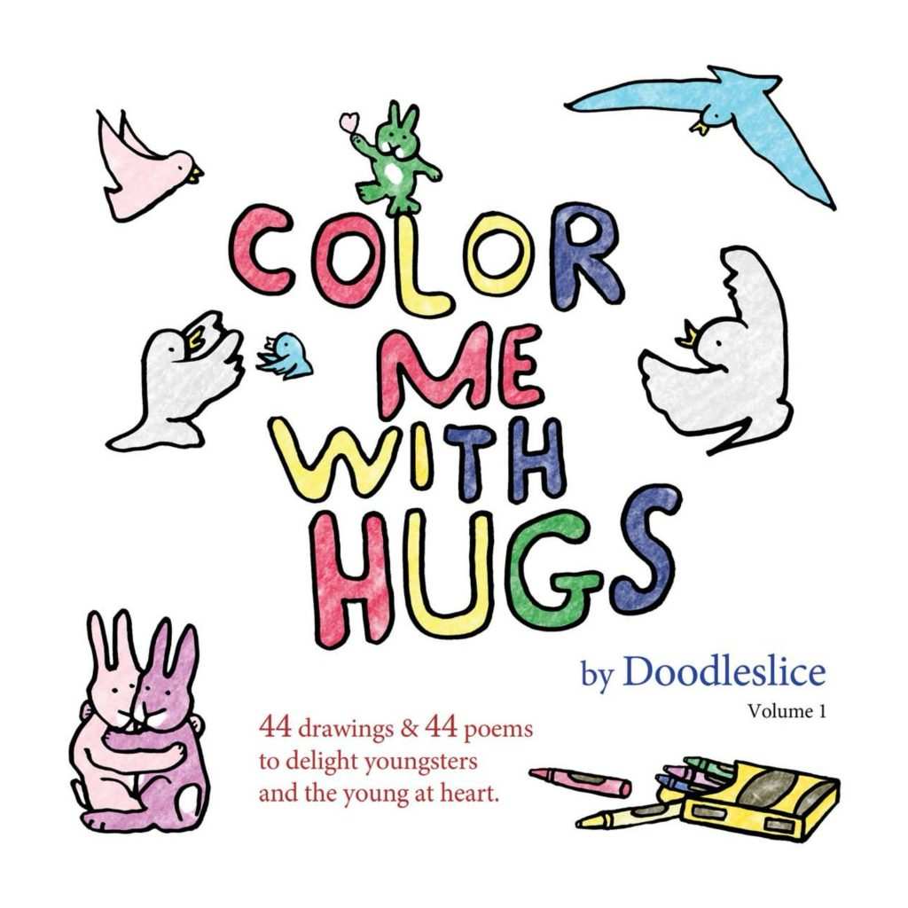 Cover Color Me With Hugs by Doodleslice